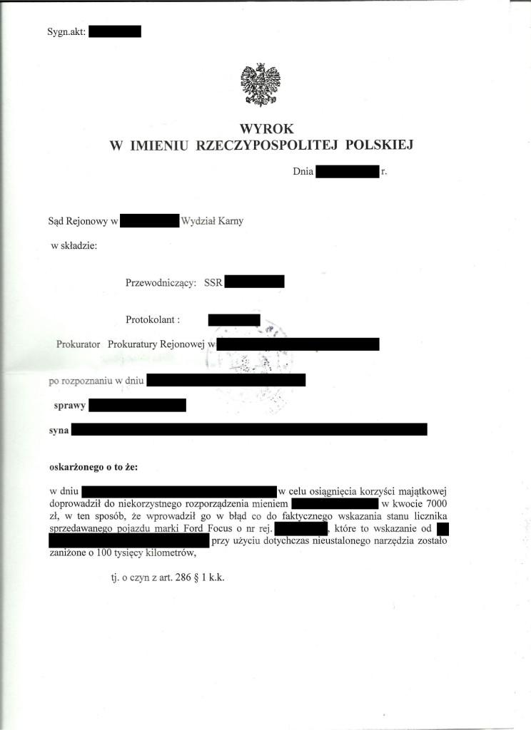 1wyrok sądu I instancji_oszustwo 286 k.k._2